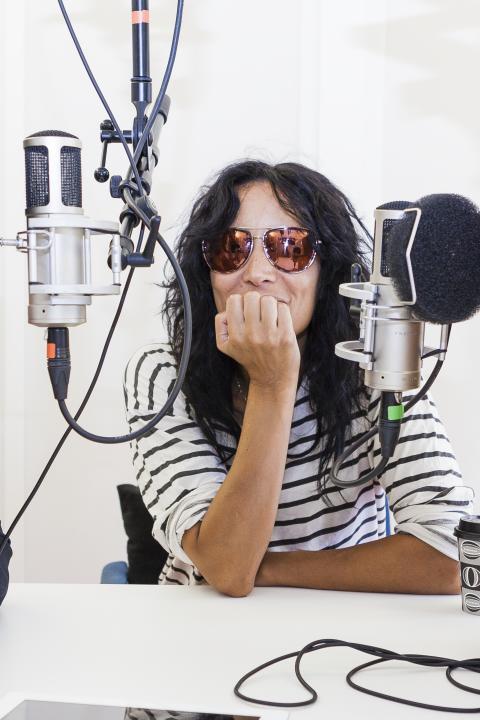 SKAP:s podcast Skaparna: Titiyo