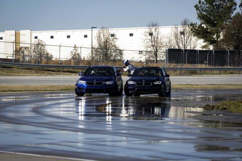 BMW sætter to verdensrekorder