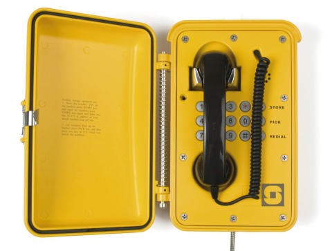 "IP-telefon ""Heavy Duty"""