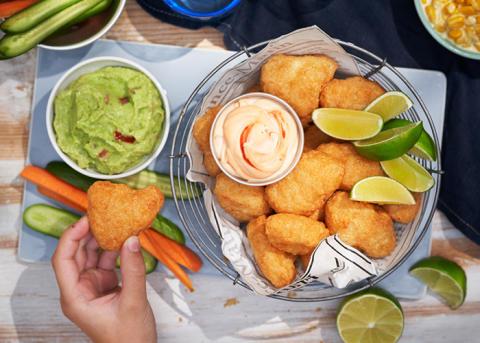 Med nya Fish&Crisp Fish Nuggets vill Findus få fler att äta fisk