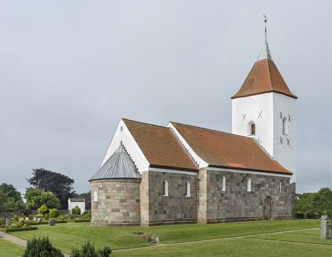 Sahl Kirke