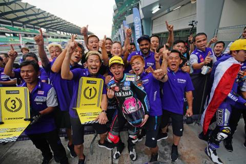 アジアロードレース選手権 Rd.01 3月6-8日 マレーシア