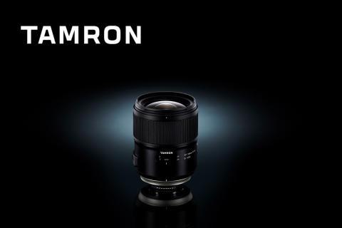 Tamron julkaisee laadukkaan 35mm f/1.4 -objektiivin