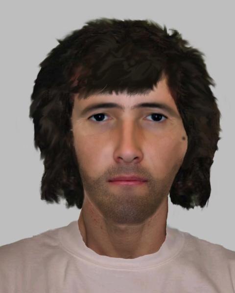 E-fit released following attempted rape