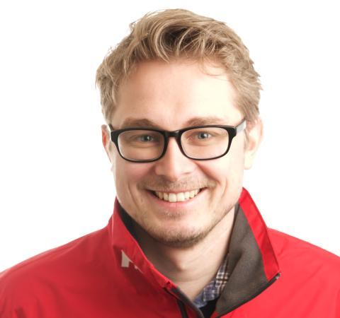 Magne Vikøren blir vår nye markeds- og kommunikasjonssjef