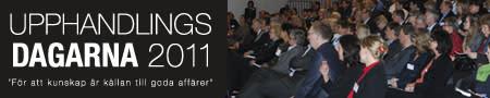 ISS Outsourcingbarometer 2011 lanseras vid Upphandlingsdagarna