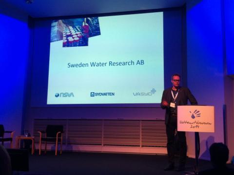 Vi möter vattentjänstbranschens framtida utmaningar