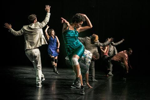 3 x dans på Stora Teatern i november