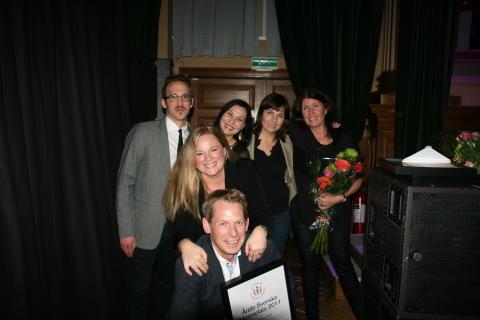 Designinrett mötesslott blir Årets Svenska Mötesplats 2011