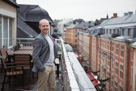 Anders Kyhlstedt, VD Booli.se
