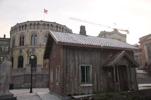 House of Commons tas ned
