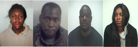 Data theft fraudsters jailed for attempted £10.2m tax credits scam
