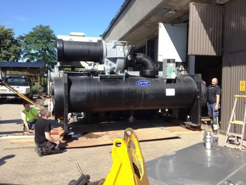 Öresundskraft investerar 29 Mkr i fjärrkyla