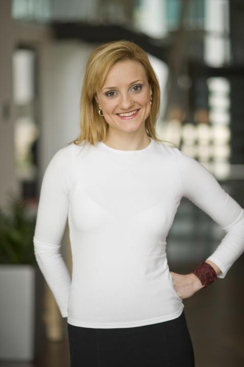 Ana Brodtkorb, leder for Samfunnsansvar i Telenor Norge.