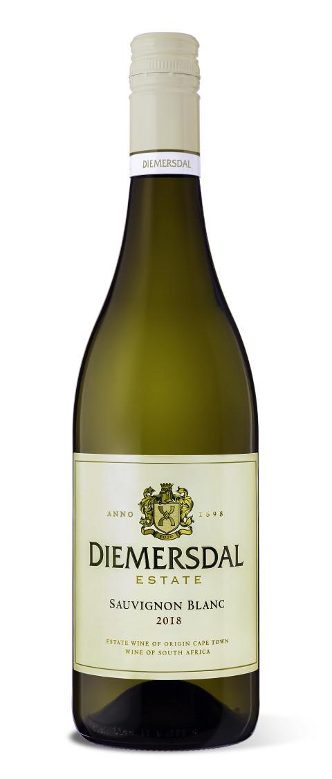 Diemersdal Sauvignon Blanc 2018