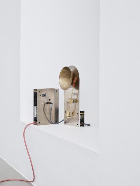 Norwegian Presence 2018: 'Material Acoustics' av Stian Korntved Ruud