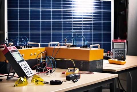 Ny uppdragsutbildning kring solel i Härnösand