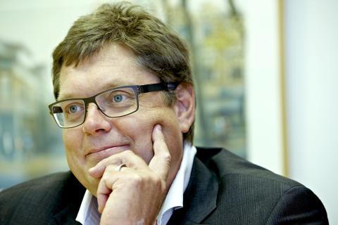 Anders Öman får Växjö kommuns hedersbelöning