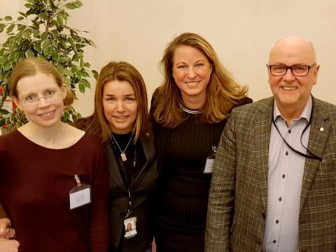 Piteå Science Park föreläser i riksdagen om Platsinnovation