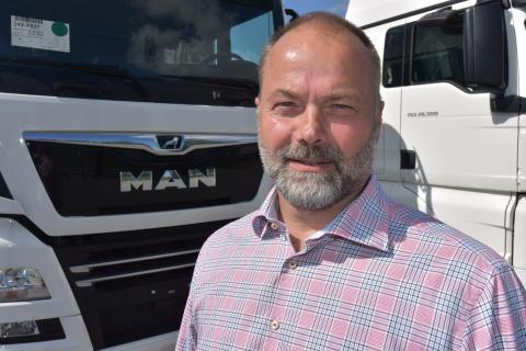 Niels-Jørgen Toft Jensen – Ny administrerende direktør for MAN i Danmark