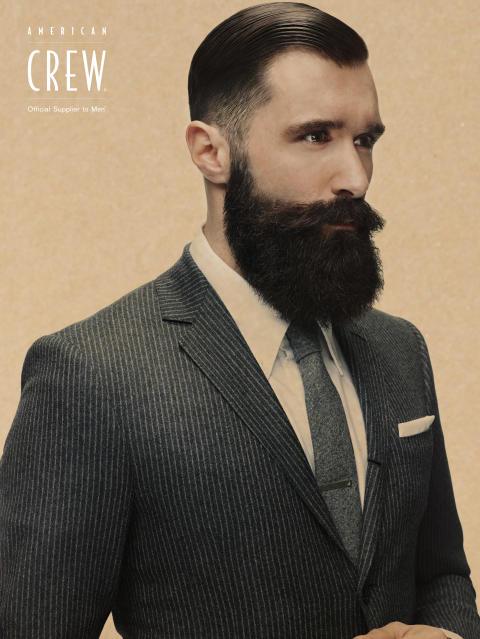 American Crew Beard2 poster
