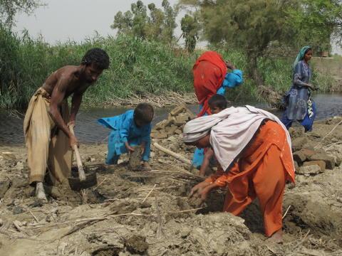 Pakistan - Humanitär insats
