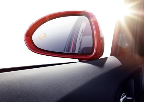 Euro NCAP Advanced:Pris till Opels döda-vinkel-varnare