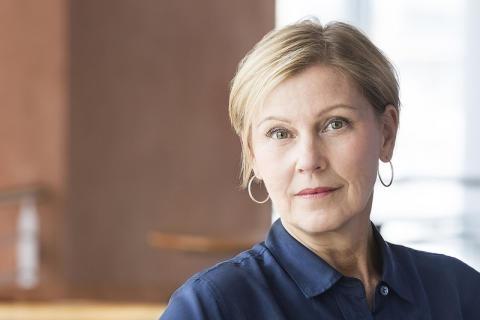 Christina Björklund, vd på GöteborgsOperan, ny styrelseledamot i SVT