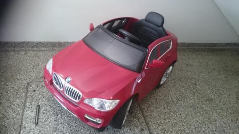 Elbil BMW RÖD_1100kr