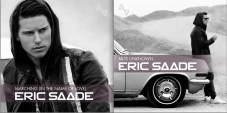 Eric Saade tillbaka med två nya singlar 24:e oktober!