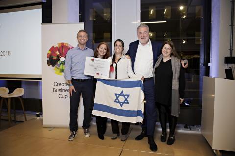 Creative Business Cup: Verdens bedste kreative forretningsidé kåret i København