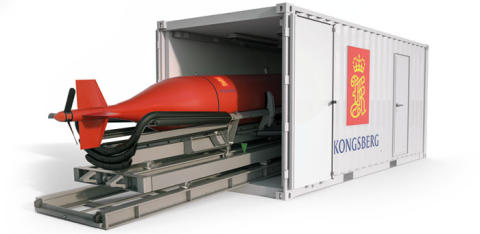 Web image - Kongsberg Maritime - HUGIN package 02