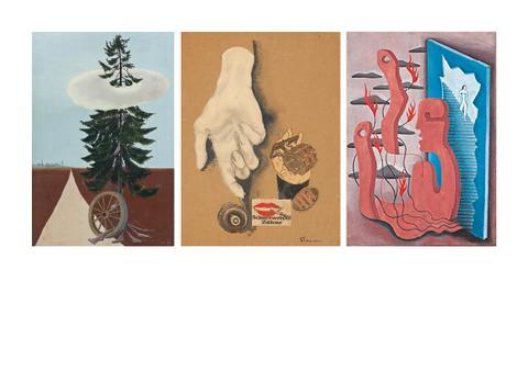 Pressinbjudan: Surrealismens kvinnor på Mjellby konstmuseum