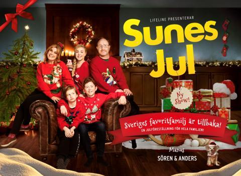 """""""Sunes Jul"""" blir familjeteater"""