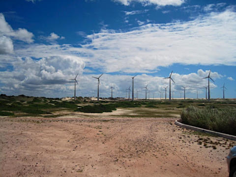 BNDES ratchets up local content rules for wind power