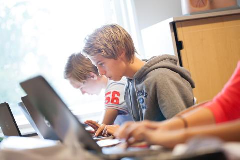 Sjöbo kommuns nior lär sig arbetsmarknadskunskap