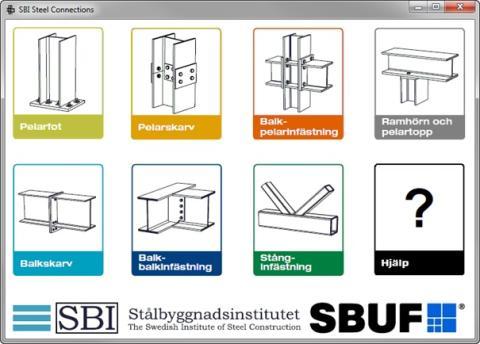 SBI-kurs om förband och knutpunkter i stål