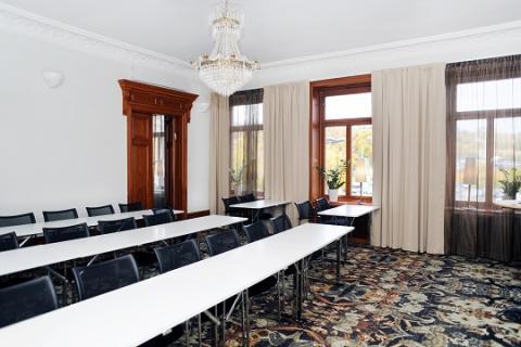 Nyrenoverad konferensvåning på Best Western Hotel Baltic i Sundsvall
