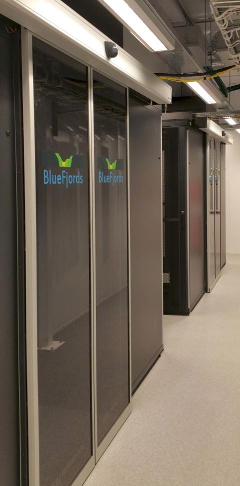 BlueFjords-datakeskus