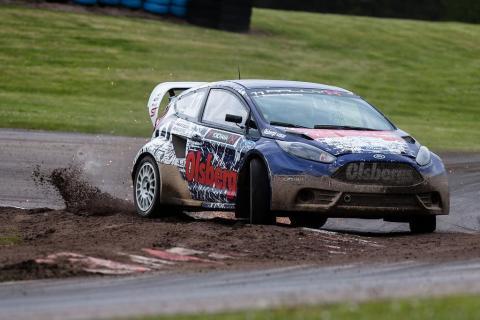Spännande RallyX-premiär på Ring Knutstorp – Sebastian Eriksson historisk segrare