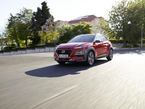 Helt nya Hyundai KONA - You drive it. You define it.