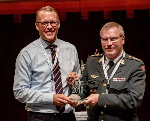 Falck named Company of the Year