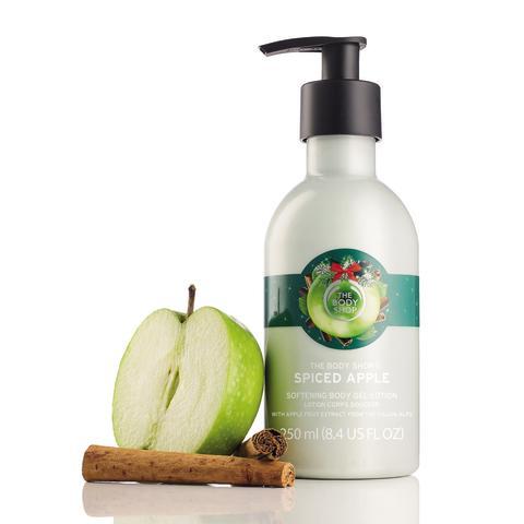 Spiced Apple Body Lotion (250 ml, 95 kr)