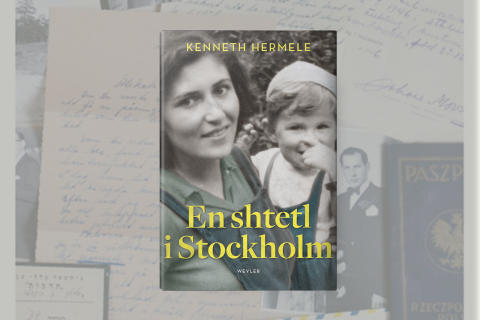 Fantastiskt fint mottagande av En shtetl i Stockholm!