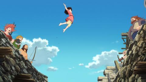 Swedish World Premiere for Gorō Miyazaki's Ronja, the Robber's Daughter
