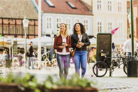 Allt fler turister väljer Malmö