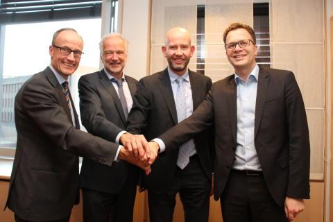 Enova undertegner ny avtale med OED