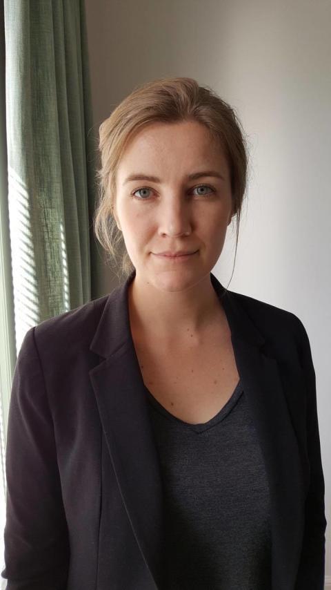 Victoria Greve ny idé- och kritikredaktör på GP