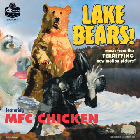 MFC Chicken - Lake Bears sleeve art