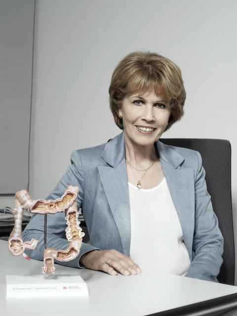 Wie kam es zum Darmkrebsmonat März? Christa Maar über die Geschichte dieses Erfolgsmodells.